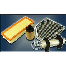 Inspektionskit Filter Satz Paket S AUDI A4 8K A5 8T Q5 8R  2,0 TDi