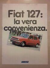 FIAT 127:LA VERA CONVENIENZA PUBBLICITA' ANNI '70