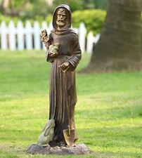 St Fiacre and Friends Garden Statue/Sculpture- Spi Home/San Pacific Int'l 34040