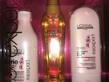 L'oreal Expert Vitamino Color A.Ox Shampoo, Conditioner, & Mythic Oil Set
