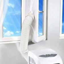 4M AirLock Fensterabdichtung für Mobile Klimageräte, Klimaanlagen, Dachfenster