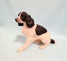 More details for springer spaniel figurine by north light english gundog model dog ornament