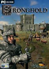Stronghold (PC: Windows, 2001) PC NEW and Sealed