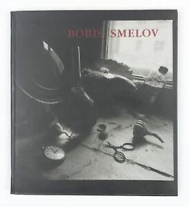 Boris Smelov Pi'ter rare photobook monograph outsider photography Russian