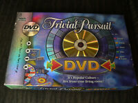 Trivial Pursuit DVD Board Game by Parker