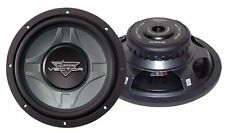 "NEW 12"" Subwoofer DVC Shallow Depth Mount Bass Speaker.4 ohm.Sub.300w.Slim fit"