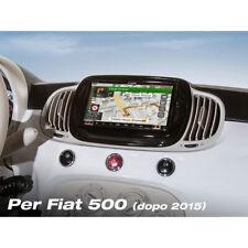 """ALPINE INE-W720-500MCA - MONITOR 7"""" CON NAVI INTEGRATO PER FIAT 500 DAL 2015"""