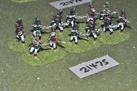 25mm napoleonic / portugese - light infantry - inf (21475)