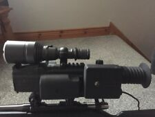N870 Pulser Night Scope With Infra Red Torch & Battery Pack