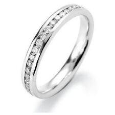 Platinum Wedding Eternity Fine Diamond Rings