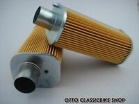 MADE IN JAPAN *HONDA CB77 CB72 CP77 CYP77 AIR CLEANER FILTER 1PAIR LEFT+RIGHT