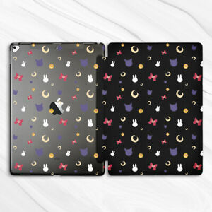 Sailor Moon Cat Anime Girly Case For iPad Pro 9.7 10.5 11 12.9 Air Mini 2 3 5