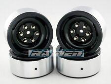 1/10 1.9 Heavy duty Alloy beadlock wheels rims ring CC01 D90 D110 SCX10 TRX-4