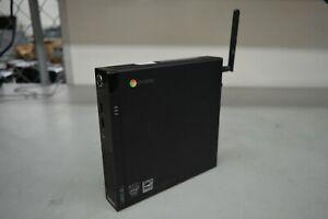 Lenovo ThinkCentre Chromebox 10H5 0003US Intel Celeron 3205U 1.50GHz 4GB 16GB