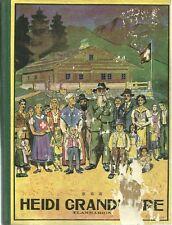 HEIDI GRAND'MERE - REA - ILL. JEAN BERTHOLD - 1950
