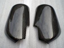 Carbon Fiber Car Side Mirror Cover For Nissan Skyline R32 GTR Autotunez Black