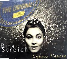 Rita Streich CD Chante L'Opéra - Promo - France (EX/EX+)