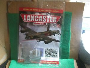 HACHETTE 1:32 SCALE BUILD THE LANCASTER BOMBER (ISSUE 69 WITH PART) NEW