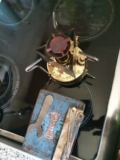 Vintage Optimus No 96 Camping Stove - used Polished in working order