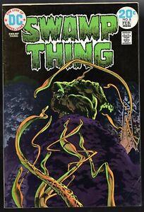 Swamp Thing #8 F/VF