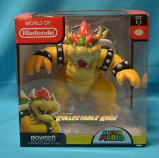 "World of Nintendo - Super Mario -  Bowser 6"" Action Figure"