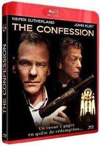 The Confession [Blu-ray] Kiefer Sutherland - NEUF - V FRANÇAISE