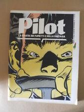 PILOT Rivista Fumetti n°10 1985 Sicomoro IL Teschio di Cristallo  [G329]