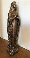 Madonna aus Bronze, Lourdes