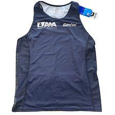 Santini Ironman Triathlon Tank Size XL $89.95