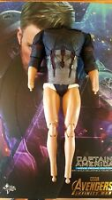 Hot Toys MMS481 Avengers Captain America 1/6 action figure's Body & shirt only!