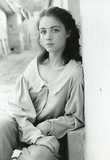 "EMMANUELLE BEART ""RAISON PERDUE"" MICHEL FAVART PHOTO CM"