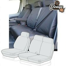 VW Transporter T5.1 T6  Tailored Fit Heavy Duty Nylon Front Seat Protectors Set