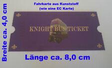 Harry Potter: Knight Bus Ticket - anschauen!