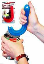 JAR CAN RING PULL OPENER GRIPPER DISABILITY AIDS TIN DRINK LID PULLER EASY EDGE