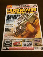 LAND ROVER OWNER INTERNATIONAL - SUSPENSION SORTED - MAY 2011