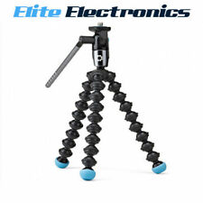JOBY GORILLAPOD GP-10 VIDEO FLEXIBLE TRIPOD W/ PAN & TILT FOR CAMERAS