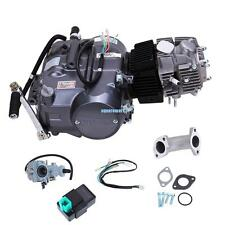 125CC 4 Stroke Manual Clutch Engine Motor ATV Quad Dirt Bike For Honda CRF50 Z50