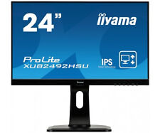 iiyama TFT Xub2492hsu 61cm IPS Pivot