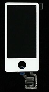 White Touch screen glass digitizer replacement Part for iPOD NANO 7 7TH A1446 US