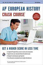 Advanced Placement (AP) Crash Course: AP® European History Crash Course Book...