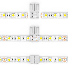 15pcs Connectors for 10mm Wide 5050 SMD 2-pin Single Color led Strip Light