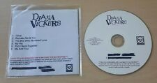 DIANA VICKERS Album Sampler 2010 UK numbered promo only 6-track CD-R #001!!
