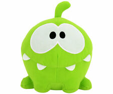 PELUCHE OM NOM CUT THE ROPE 16CM andrioid plush  new gioco UFFICIALE E STUPENDO