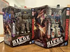 Transformers Lot Ultra Magnus & Astrotrain Siege War for Cybertron