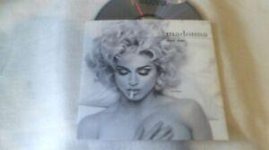 MADONNA - BAD GIRL - USA CARD SLEEVE CD SINGLE