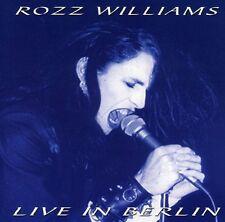 Rozz Williams - Live in Berlin [New CD]