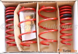 Toyota Corolla Sedan 2014-2019 TRD Front & Rear Lowering Spring Set PTR07-02140