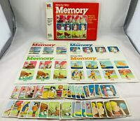 1983 Step by Step Memory Game by Milton Bradley Complete in Good Cond FREE SHIP