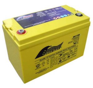 Fullriver HC105 - HC Series 12V High Cranking Battery