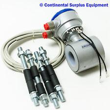 Krohne Optiflux 1000 Div 2 Mag Flow Meter 2 Includes Ds 300 2 Cable Amp Studs